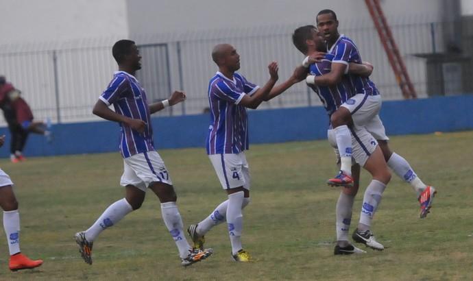 Madureira x Resende - Final da Copa Rio (Foto: Sidnei Parraro/ Madureira Esporte Clube)