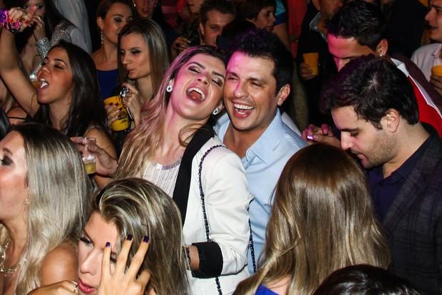 Mirella Santos e Ceará (Foto: Manuela Scarpa e Marcos Ribas/Foto Rio News)