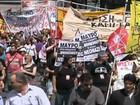 Crise na Europa leva milhares às ruas contra desemprego