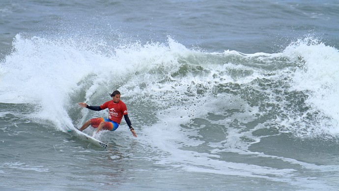 Thiago Camarão, Paulista de Surfe (Foto: Renato Boulos / Divulgação FMA)