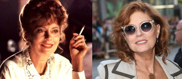 Susan Sarandon foi Louise no clássico 'Thelma & Louise' (1991) (Foto: Reprodução/Getty Images)