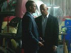 Veja imagens inéditas de Paul Walker e Vin Diesel em 'Velozes e furiosos'