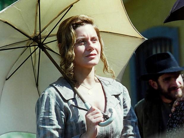 Vera Fischer interpretou a personagem Nena (Foto: Cedoc / TV Globo)
