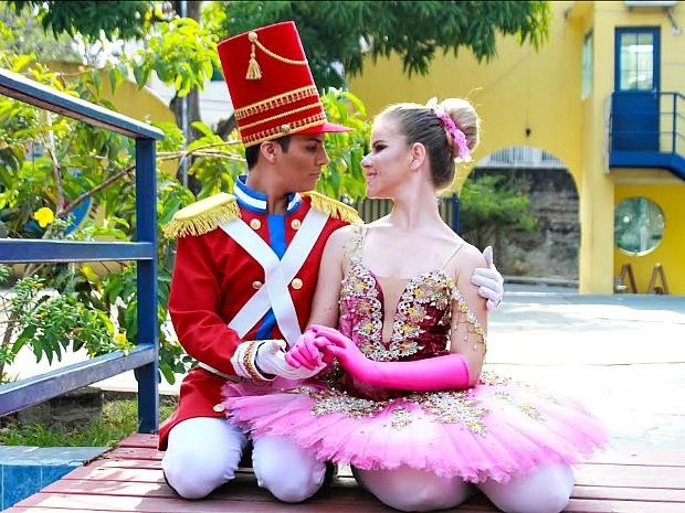Sessão de fotos com Princesa e Soldadinho de Chumbo também fará parte da programação (Foto: David Batista/ Prefeitura de Manaus)