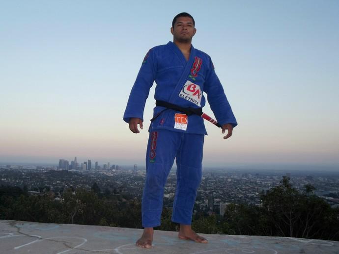 Thiago Reinaldo jiu-jitsu Amazonas (Foto: Divulgação/Arquivo pessoal)