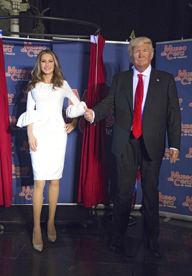 Melania Trump (Foto: AKM-GSI)