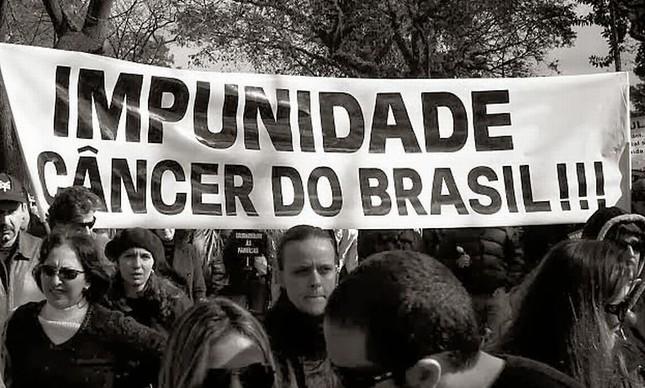 Oposição nas ruas (Foto: Arquivo Google)