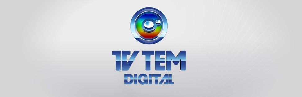 Topo TV TEM Digital (Foto: Arquivo / TV TEM)