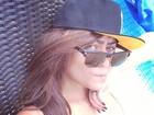 Após noitada com Marquezine, irmã de Neymar posta foto de biquíni
