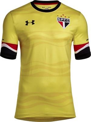 Camisa nova São Paulo (Foto: Divulgação)