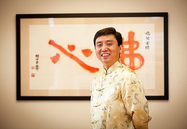 Tan Chade-Meng se tornou o 'guru da felicidade' quando trabalhava no Google (Foto: Divulgação)