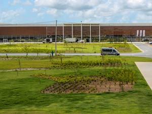 Fábrica da Jeep é inaugurada em Goiana, na Zona da Mata Norte (Foto: Divulgação / FCA)