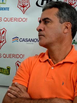 Vinicius Saldanha retorna mais experiente (Foto: Felipe Martins/GLOBOESPORTE.COM)