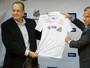 "Santos anuncia novo patrocínio e promete ""sonhado"" master para breve"