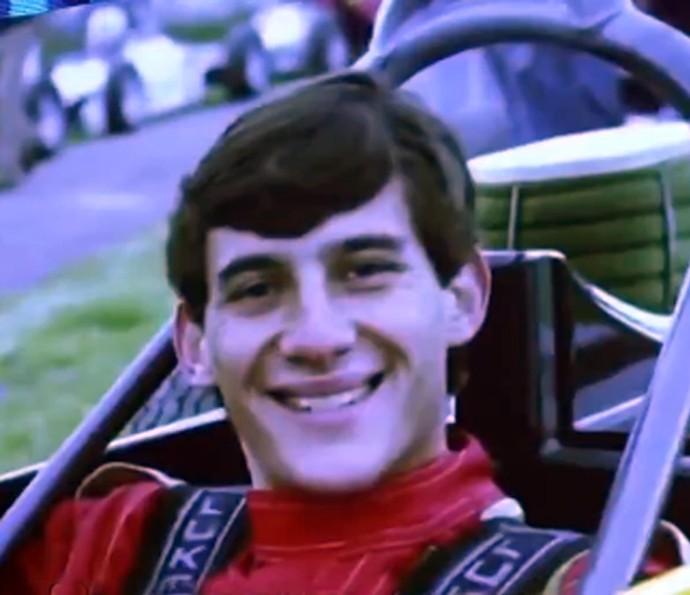 Ayrton Senna completaria 56 anos nesta segunda-feira, 21/3 (Foto: TV Globo)