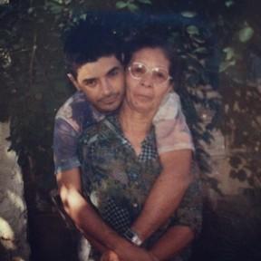 Davida Brazil homenageia a mãe, Maria (Foto: reprodução/instagram)