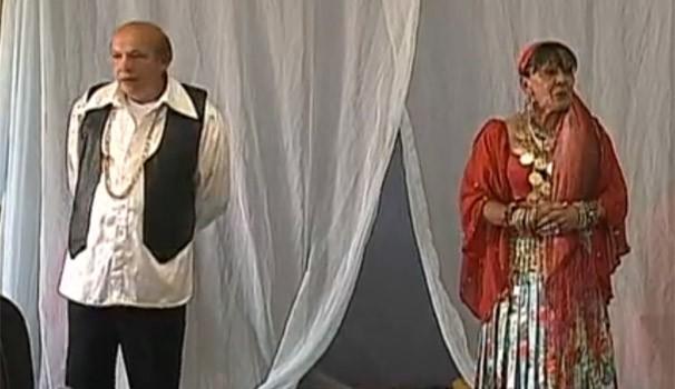Projeto leva cultura cigana a professores da região dos Campos Gerais (Foto: Reprodução/RPC TV)