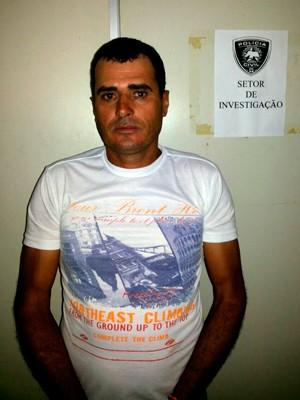 Segundo a polícia, Juraci Carolino Sobrinho, de 42 anos, não ofereceu resistência (Foto: Divulgação/Polícia Civil do RN)