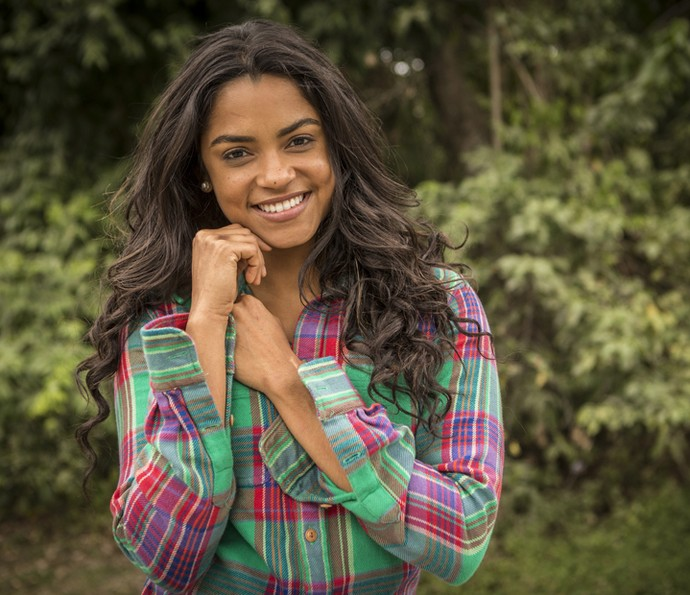 Lucy Alves diz que vai lançar um álbum novo (Foto: Inácio Moraes/ Gshow)