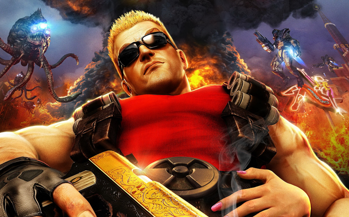 Duke Nukem Forever levou mais de 15 anos em desenvolvimento (Foto: Divulgação/Gearbox Software)