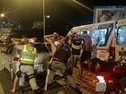 Blitz da Lei Seca flagra 6 motoristas dirigindo embriagados em Maceió
