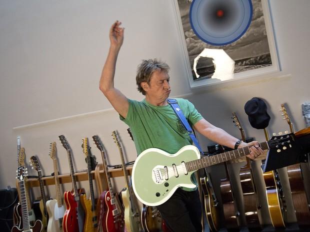 Guitarrista Andy Summers, da banda The Police (Foto: Divulgação)