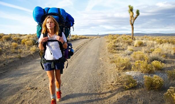 """Em """"Livre"""", Reese Whiterspoon conta a história de Cheryl Strayed, que encarou uma trilha de mais de 1.000 quilômetros nos EUA (Foto: Divulgação)"""