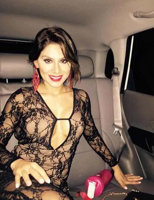 Vanessa Mesquita (Foto: Reprodução/Twitter)
