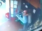 Suspeito de matar idoso que reagiu a assalto em posto de gasolina é preso