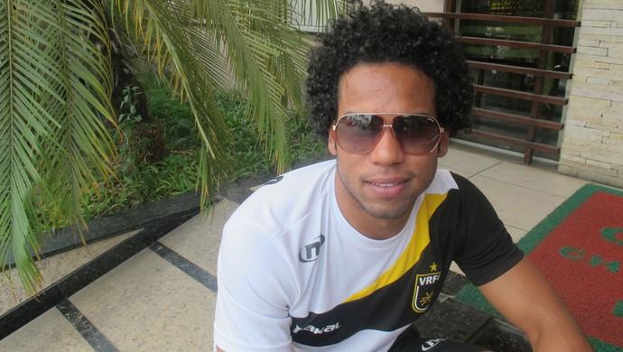 Fernando Volta Redonda (Foto: Fred Huber)