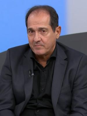 Muricy Ramalho, comentarista do SporTV (Foto: Reprodução)