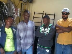 Hatianos buscam emprego no Vale do Paraíba. (Foto: Arquivo Pessoal)