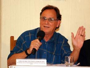 Carlos Walter Porto-Gonçalves  (Foto: Arquivo pessoal)