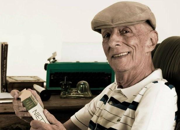 Escritor e teólogo, Rubem Alves completaria 83 anos, em 2016 (Foto: Instituto Rubem Alves)