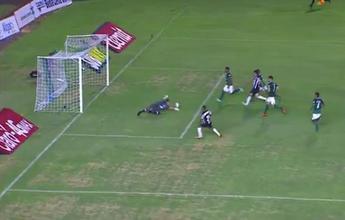 """Melhor em campo, Thiago Braga salva Uberlândia e diz: """"Gol foi infelicidade"""""""