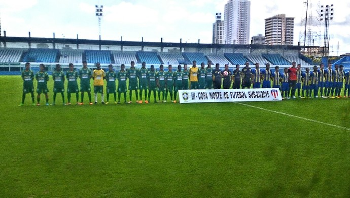 Gurupi estreia com vitória na Copa Norte Sub-20 (Foto: Alisson Gonçalves/Ascom Gurupi)