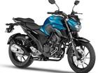 Yamaha revela nova FZ25 na Índia