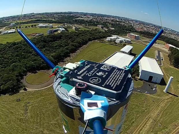 Primeiro lançamento ocorreu no dia 14 de maio  (Foto: Grupo Zenith/Divulgação)