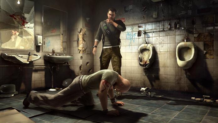 Mistura equilibrada de espionagem e ação é a marca de Splinter Cell Conviction (Foto: Divulgação/Ubisoft)