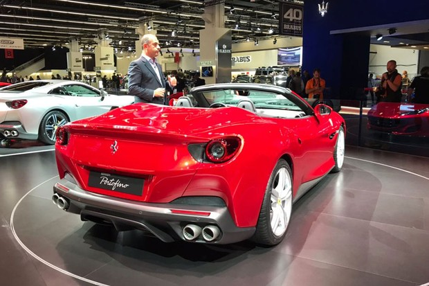 Ferrari Portofino (Foto: Michelle Ferreira)