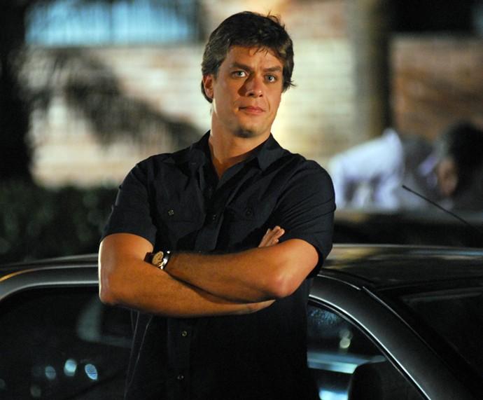 Fábio Assunção foi Heitor em 'Negócio da China', em 2008 (Foto: Renato Rocha Miranda / TV Globo)