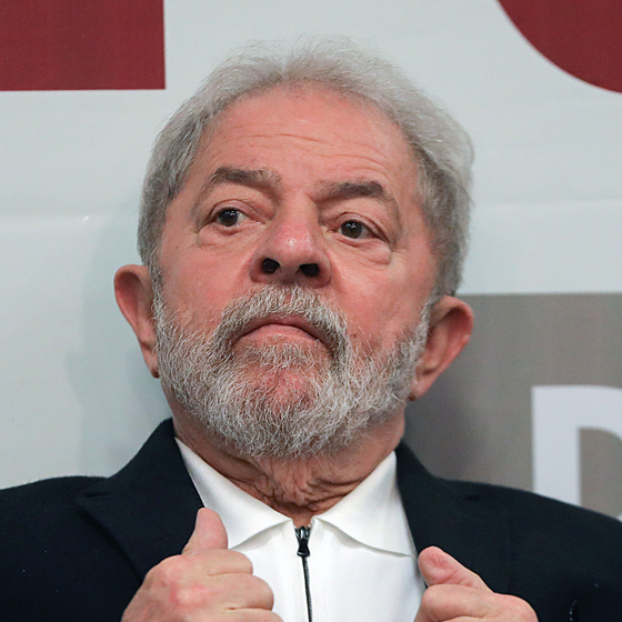 O ex-presidente Luiz Inácio Lula da Silva  (Foto:  Sérgio Lima/AFP)