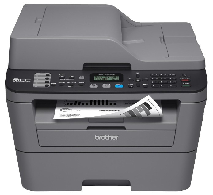 Impressora multifuncional MFC-L2700dw (Foto: Divulgação/Brother)