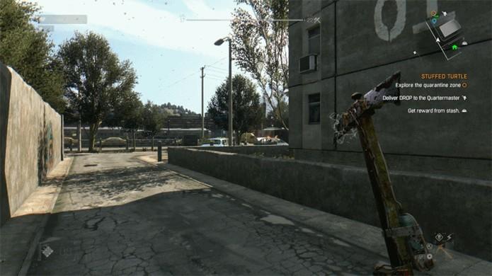 Melhorias na vegetação e sombra surpreenderam jogadores de Dying Light no PlayStation 4 (Foto: Reprodução/GearNuke)