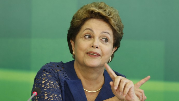Dilma Rousseff presidenta (Foto: André Dusek/Agência Estado)