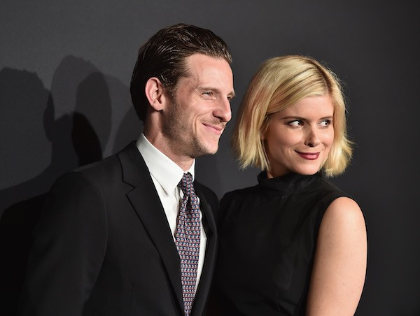 A atriz Kate Mara e o ator Jamie Bell (Foto: Getty Images)
