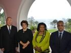 Ministros reforçam cooperação para encontro sobre mudanças climáticas