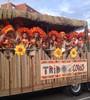 Caminhão 'Tribo do Corso' é o melhor e vence concurso (Gilcilene Araújo/G1)