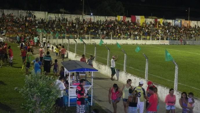 Final do Capeonato Amador tem bom público e jogo movimentado (Foto: Divulgação/Liga Esportiva de Oriximiná)