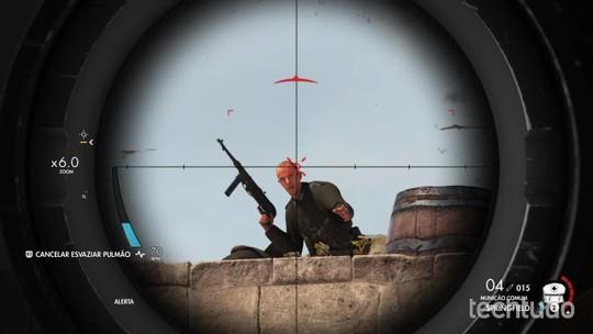 Review Sniper Elite 4